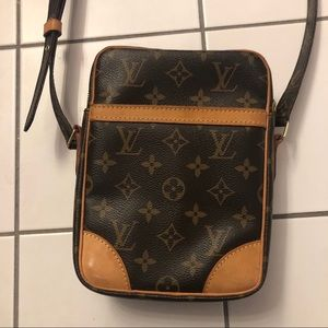 Louis Vuitton Danube Crossbody Bag